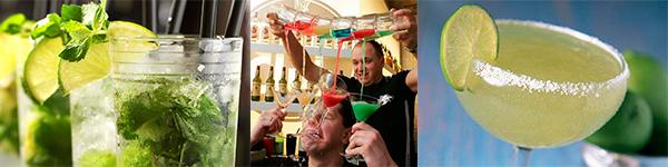 алкогольные коктейли дома