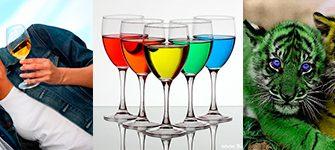 дальтонизм и алкоголизм