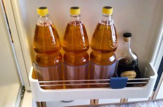 разливное пиво в пластиковой бутылке