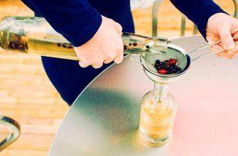напиток джин своими руками