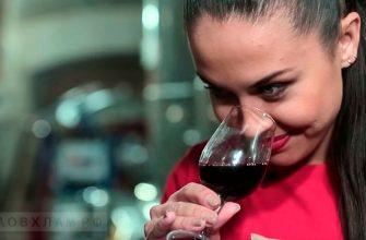 скисшее вино