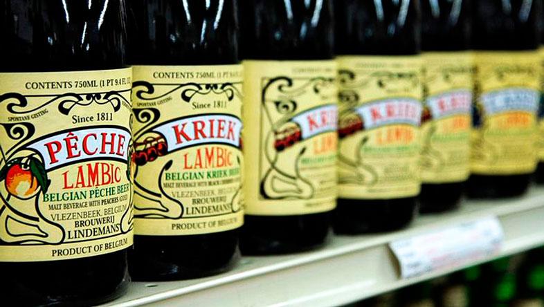 фруктовое пиво lambic