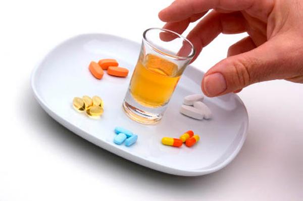 спирт в фармакологии