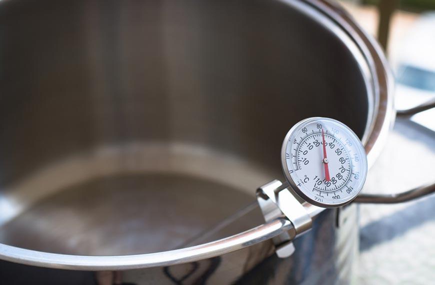 термометр для пивоварения
