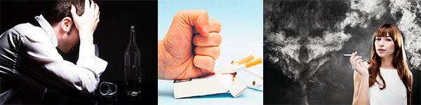 Как побороть вредные привычки