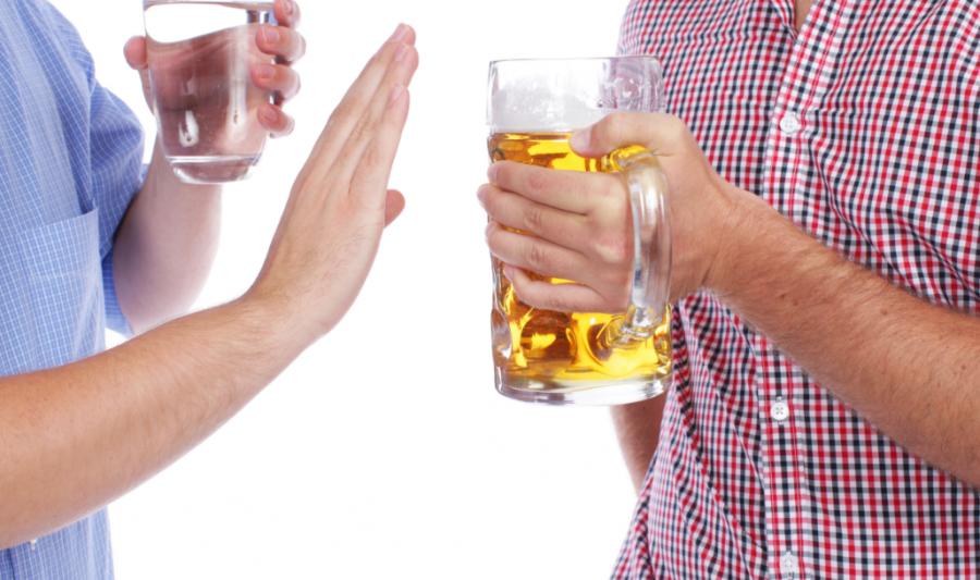 очистка организма от алкоголя